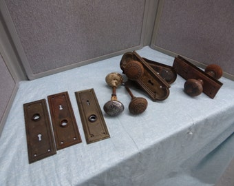 Misc. antique Door Hardware