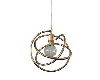 Havlock Copper Pendant Light