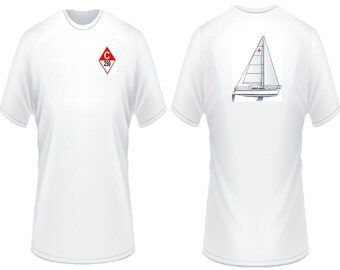 Catalina 250 Sailboat T-Shirt