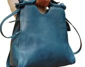 Leather Bag, calf, leather bags, Italian leather bag , Bags and handbags. Shoulder Bag. Leather Handbag. Silla
