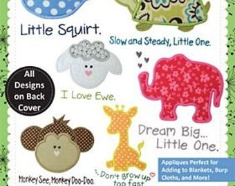 Little Ones: Born to be Wild ME CD By Kimberbell Designs #KD513