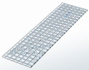 TrueCut Ruler 6.5 x 24.5 inches