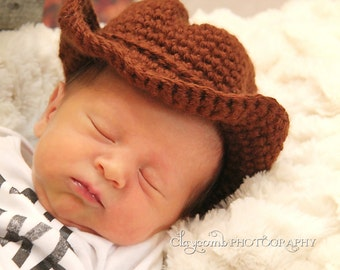 Infant Cowboy Hat and Cowboy Boots set