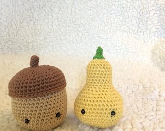 Butternut crochet