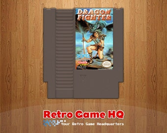 NES - Dragon Fighter