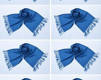 8 BLUE PASHMINA,pashmina scarf,pashmina shawl,bridesmaid shawls,Pashmina Wedding,scarf, shawl, scarves 001