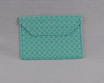 Turquoise iPad Tablet Case