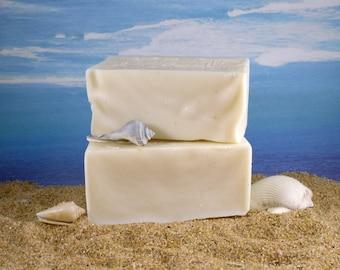 Castile Soap / Unscented All Natural Soap, Bastille Soap,  Castille Olive Oil Soap, Fragrance Free Palm Free Soap, Face Soap