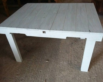 French style vintage dining room table/ kitchen table
