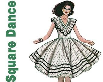 Swing Dance Dress Etsy