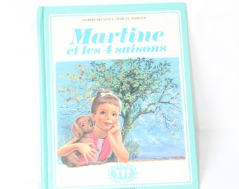 Book Martine and four seasons 1974
