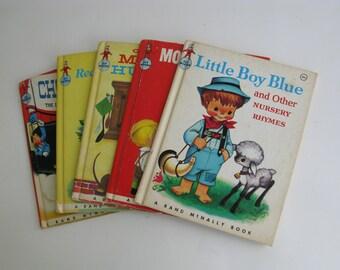 Rand McNally Elf Books, Set of 5