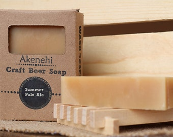 Beer Soap - Summer Pale Ale - Natural Soap - Limited Edition