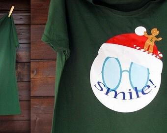 T-shirt SMILE! -CHRISTMAS Edition