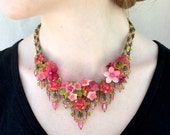 PINK SPICE NECKLACE