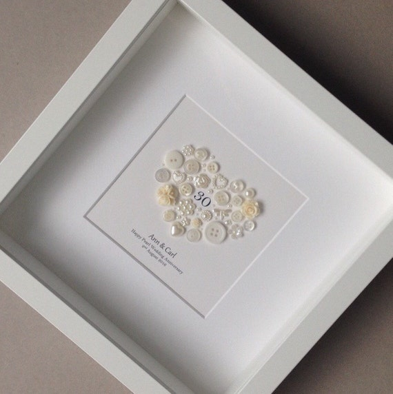 What Gift For 30th Wedding Anniversary: Pearl Wedding Anniversary 30th Anniversary 30th Wedding