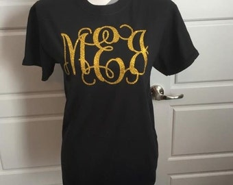 Full chest Monogram Tee