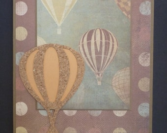 Masculine Ballooning 40th Birthday Card 1498