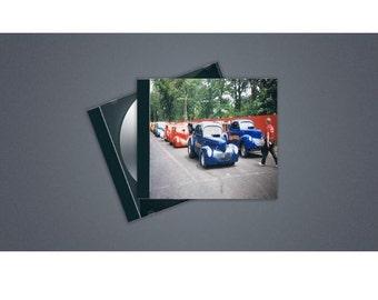 Vintage Drag Racing NHRA-DVD-Milan Dragway 1989- Nostalgia Drags Gassers Galore