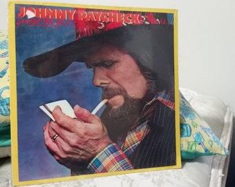 NEW SEALED . Johnny Paycheck.Greatest Hits Vol .2 . Vinyl Record Album. LP