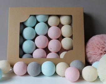 Cotton Balls Delikat 10 items