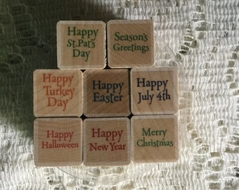 Super Mini Occasion Stamps