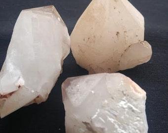 Unique Lithium Quartz Crystals
