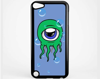 Octopus Alien for iPod 4th Generation, iPod 5th Generation and iPod 6th Generation Case