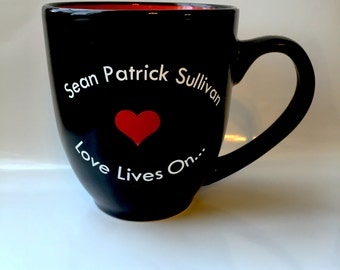Personalized 16oz Ceramic Mug