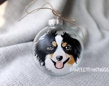 Custom Ornaments, custom xmas bulb, custom dog ornament, custom pet ornament, custom christmas ornament