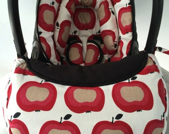 Apple newborn Maxi Cosi car seat covers
