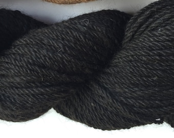 100% baby llama yarn (170 yd, DK/light worsted weight)