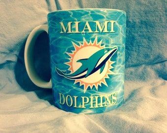 Miami Dolphins mug