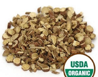 Licorice Root C/S, Organic 1 Pound (lb) 16 oz