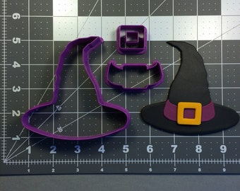 Witch's Hat 101 Cookie Cutter Set