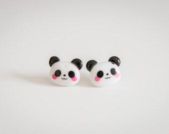 Panda Ring & Earrings