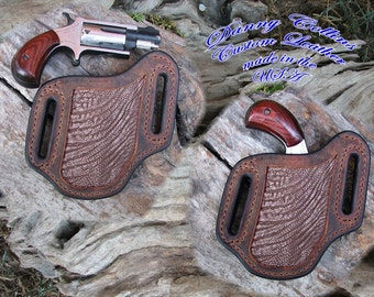 North American Arms holster, NAA pancake holster