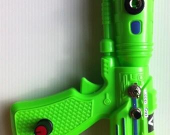 Circuit Bent Toy Ray Gun