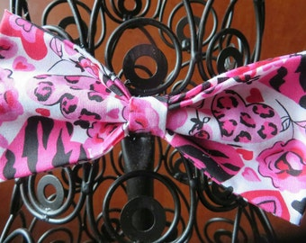 "5"" Bow with an alligator clip"