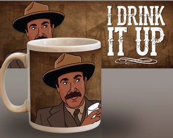 There Will Be Blood Inspired Unofficial Mug
