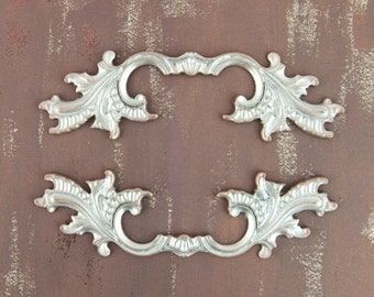 Prima METAL EMBELLISHMENTS Wood Plaque No.3