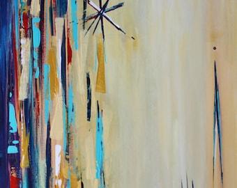 abstract mid-century art
