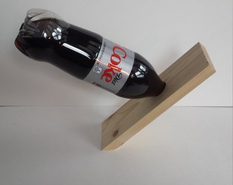 Floating Gravity Soda Bottle Holder