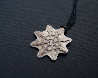 The Chaos Star pendant Warhammer 40k