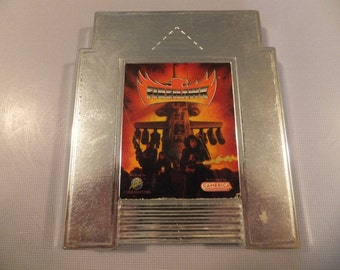 Firehawk Original NES Nintendo Vintage Video Game Cartridge