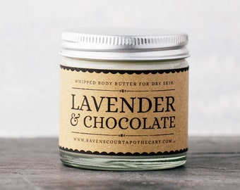 Lavender&Chocolate Body Butter