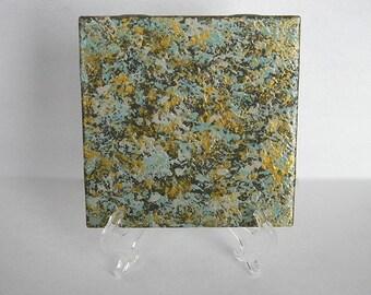 Ceramic Tile Coasters, Coaster Set, Kitchen Decor, Bedroom Decor, Drink Coasters, Bedroom Art, Kitchen Art, Tile Art, Tile Trivet, Gift Idea