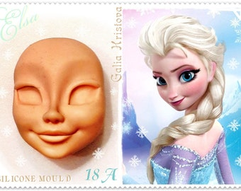 ELSA...Silicone moulds