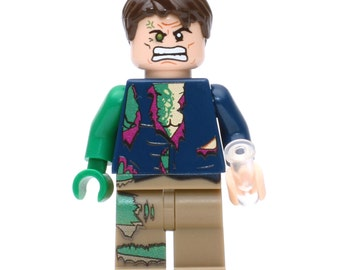 The Hulk - Custom LEGO Minifigure