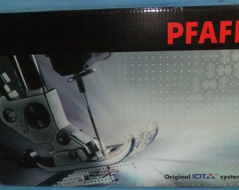Pfaff Creative Sensation Pro Sewing/Embroidery Machine Brand New